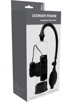 Linx Ultimate Power Remote Control Penis Pump