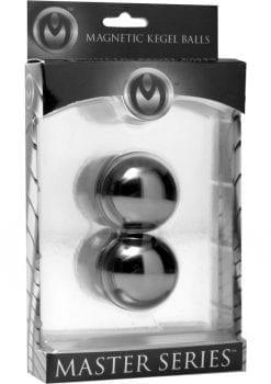 Master Series Magnus 1 Magnetic Metal Kegal Balls 1 Inch 2 Each Per Pack