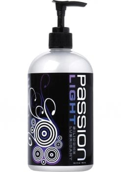 Passion Light Silicone Lubricant 16.4 Ounce Pump