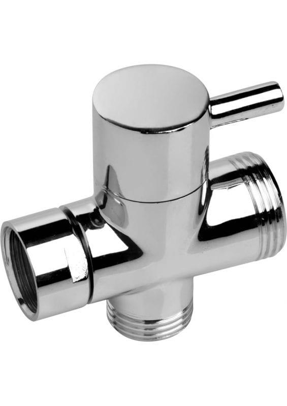 Clean Stream Enema Diverter Switch Shower Valve Accessory Metal
