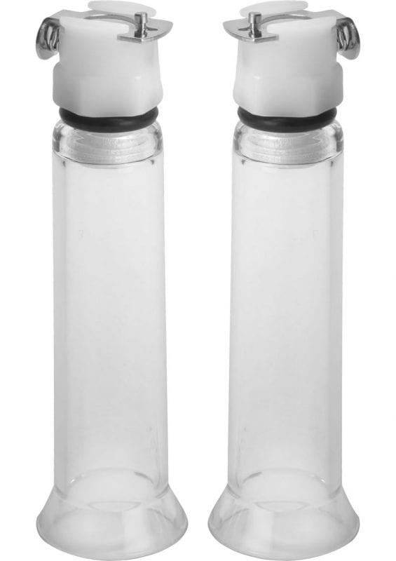 Size Matters Nipple Cylinders Medium