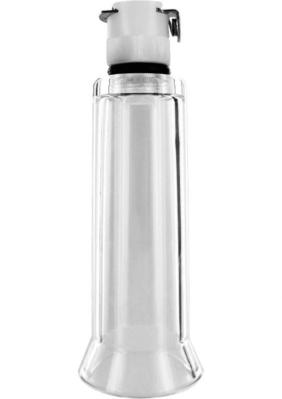 Size Matters Clitoral Cylinder Clear Med