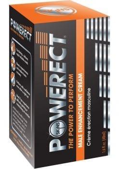 Skins Powerect Male Enhancement Cream 1.6 Fl Oz