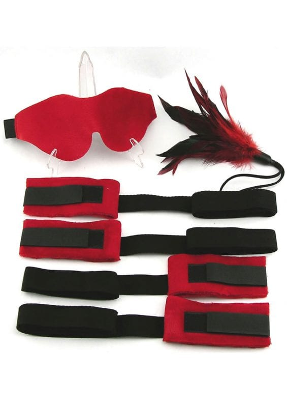 Sexy Slave Kit Red