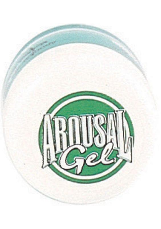 Arousal Gel Mint Flavored .25oz