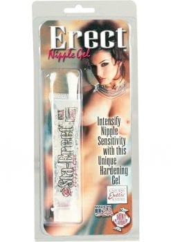 Nipple Play Erect Nipple Gel Mint Flavor .5oz
