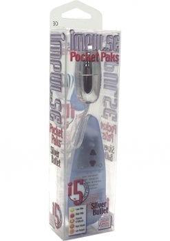 Impulse Pocket Paks Bullet Silver
