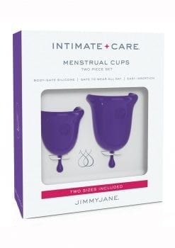 Jimmy Jane Intimatecare Menstrual Cup Pu