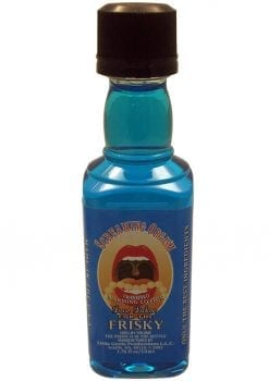 Love Lickers Raspberry Flavored Warming Massage Oil 1.76oz -Screamin Orgasm