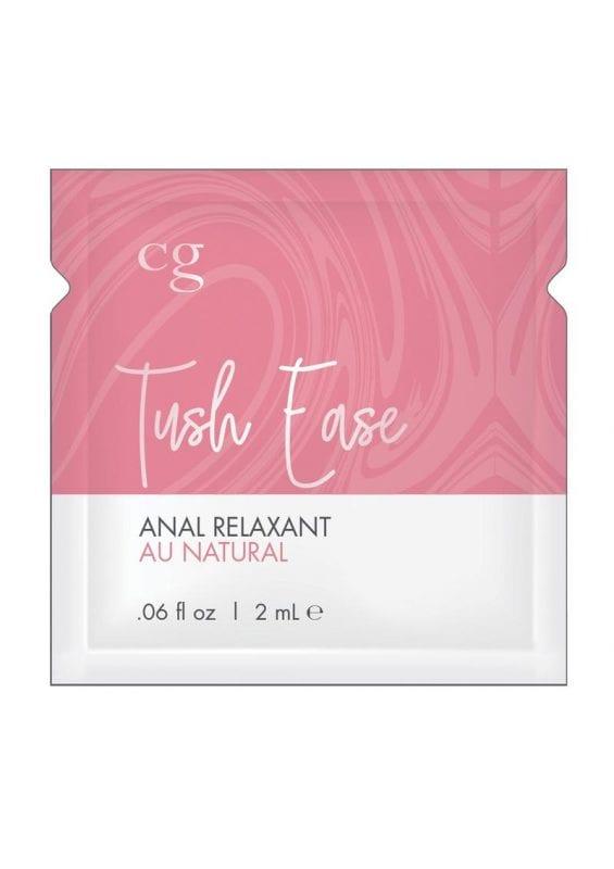 CG Tush Ease Nature Inspired .06 Oz - 24/bag