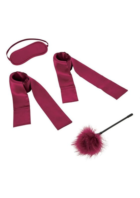 Sex and Mischief Enchanted Starter Kit - Red/Black