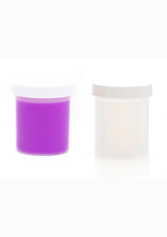 Clone-A-Willy Silicone Refill - Neon Purple