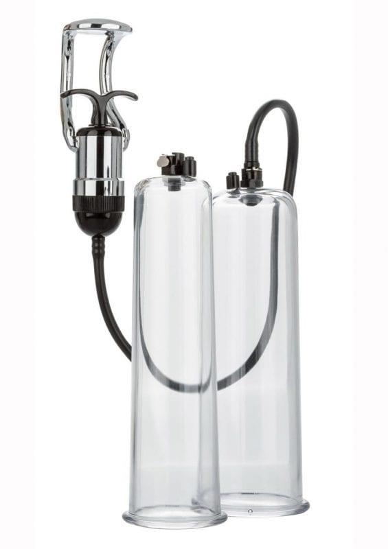 Optimum Series Maximum Results Pump Set - Smoke