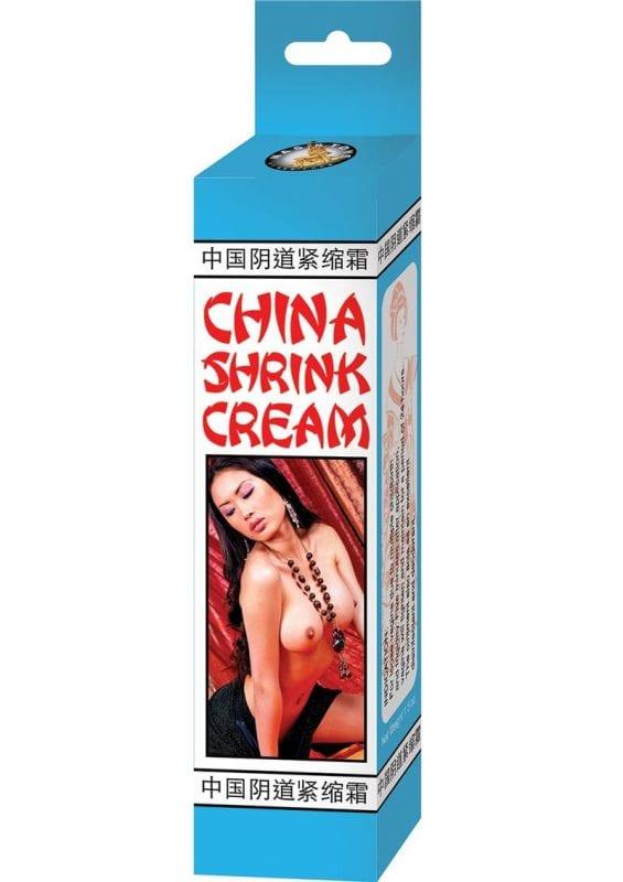 China Shrink Cream 1.5oz
