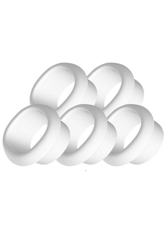 Satisfyer Penguin Climax Tips 5 Each Per Box