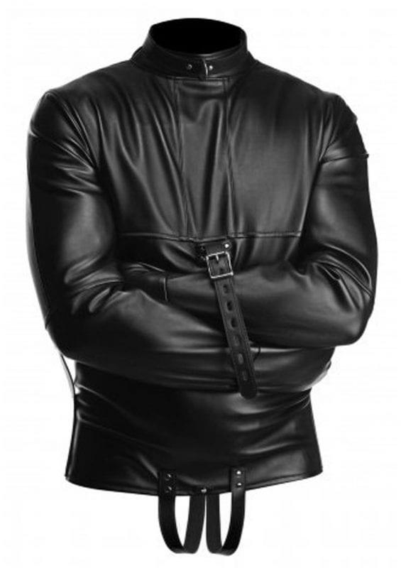 Strict Straight Jacket- Extra Large - Black