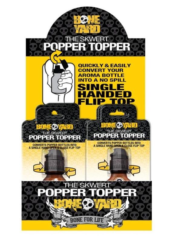 Boneyard Skwert Popper Topper Pos 12pc