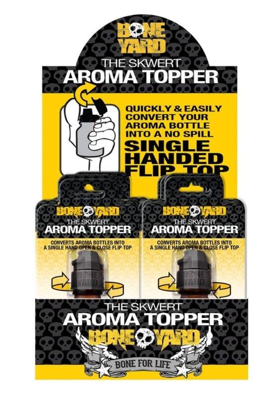 Boneyard Skwert Aroma Topper Pos 12pc