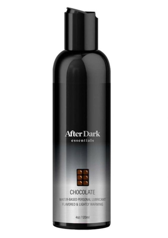 After Dark Essentials Chocolate Water Based Flavored Lubricant 4oz