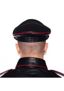 Prowler Red Military Cap 59cm - Black/Red